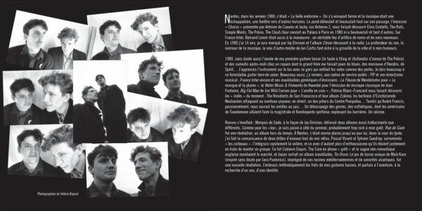 BROT BROT / CADAVRE EXQUIS / DE PART ET D'AUTRE - Suite à l'imparfait (1983-1990)