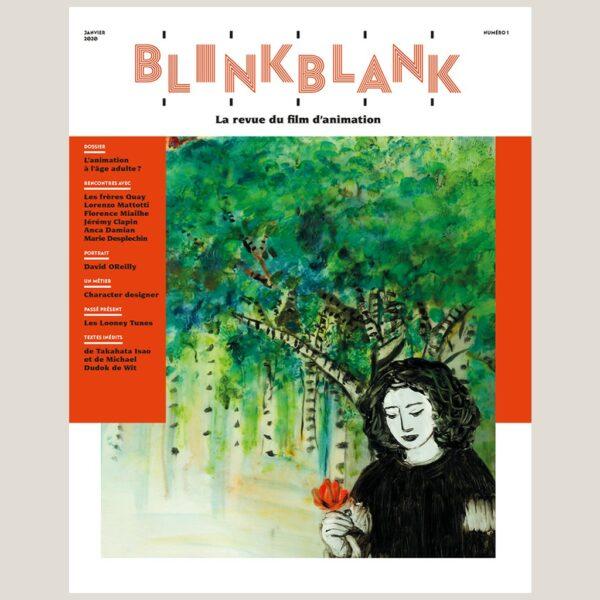 Blink Blank numéro 1