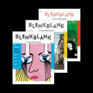 Revue Blink Blank