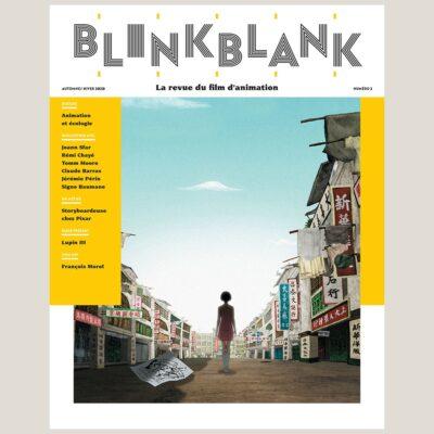 Blink Blank, la revue du film d'animation - n°2 (automne/hiver 2020)
