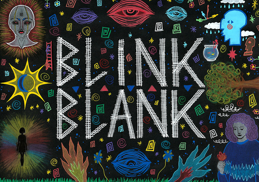 Blink Blank